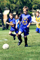 Sept 15 - U10 Red Bulls vs Sounders