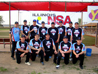 2011 NSA C/D WSQ : Crystal Lake, IL. 2nd place.
