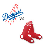 July 13 - Dodgers vs Red Sox ** World Series **