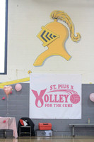 Oct 15th - Volley for the Cure