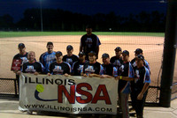 2011 NSA D Regionals : Waukegan, IL. 2nd place.