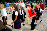 First Day of the 2012/2013 School Year - St. A's