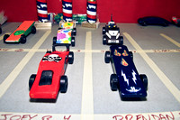 March 15 - Cubs Scout Pinewood Derby Races
