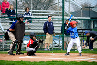 April 28 - 8U Villa Park Vipers vs Lisle Wolves