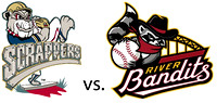 May 12 - Scrappers vs River Bandits