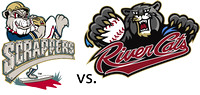 May 17 - Scrappers vs RiverCats
