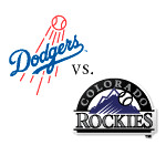 May 31 - Dodgers vs Rockies