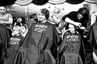 March 7 - St. Baldricks - Team Bald Eagles