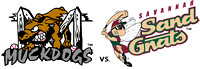 5/10 - Addison Muckdogs vs Sand Gnats