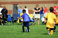 Sept 10 - U8 Galaxy vs Sounders
