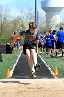 April 22nd - Montini HS - Knights of Columbus Track Meet