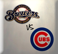 May 19 - Brewers vs Cubs