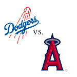 June 14 - Dodgers vs Angels